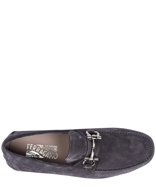 Wildleder mokassins herren slipper parigi gancini secondary image