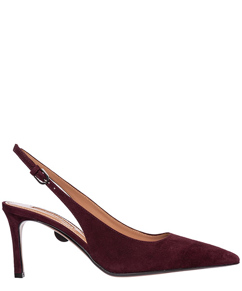 Pumps Samuele Failli fa33080a10005 bordeaux
