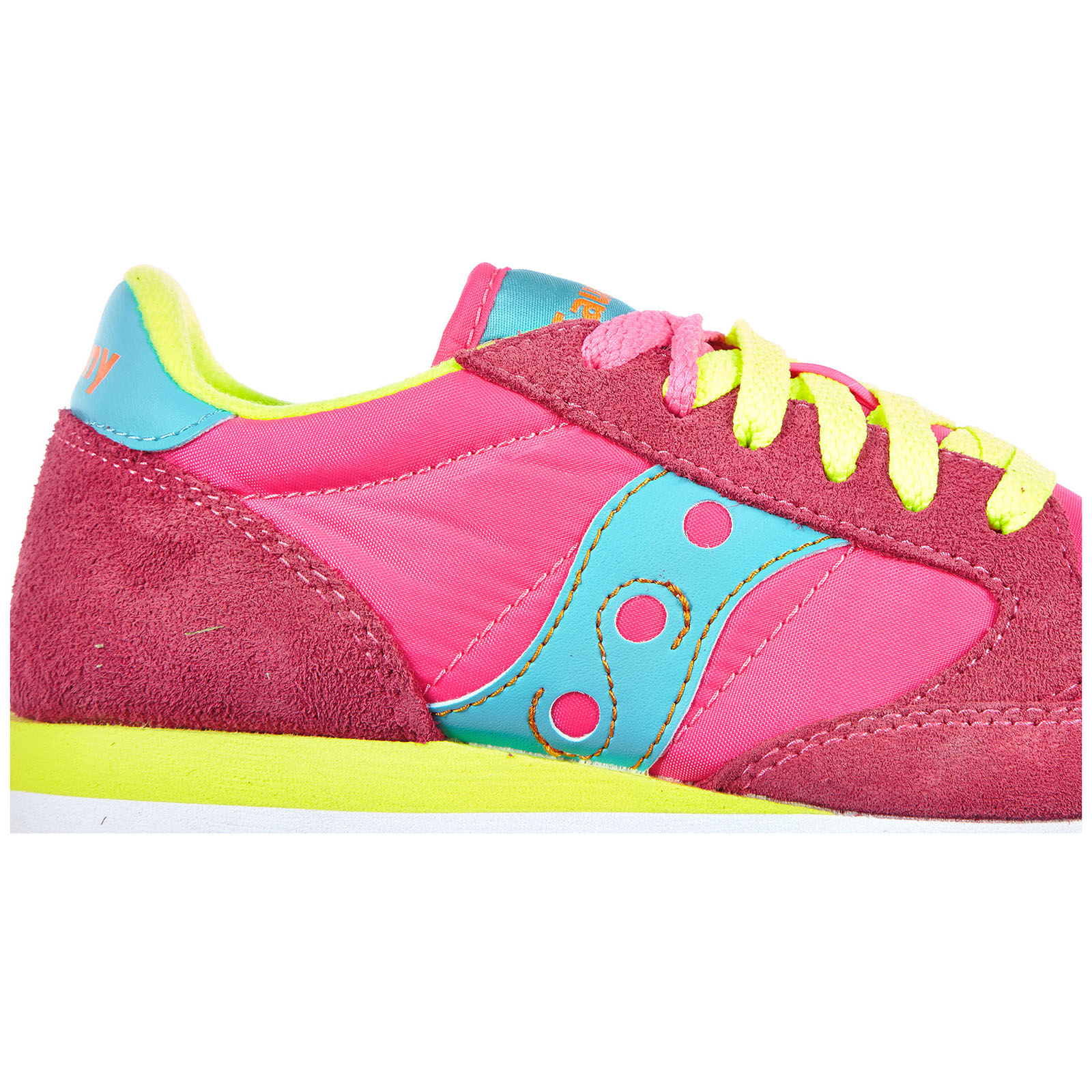 Scarpe sneakers donna in pelle jazz original