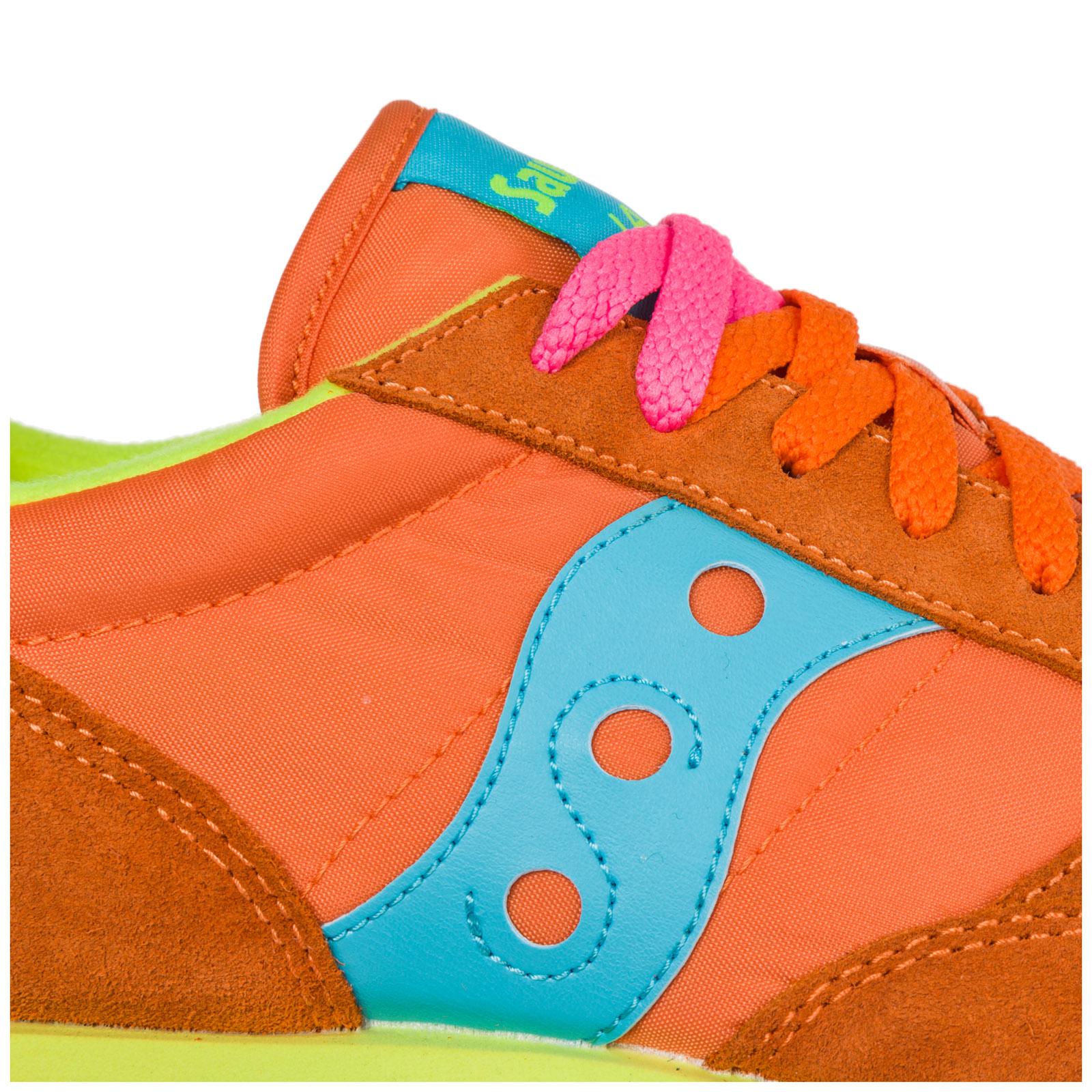 Chaussures baskets sneakers femme en daim jazz original