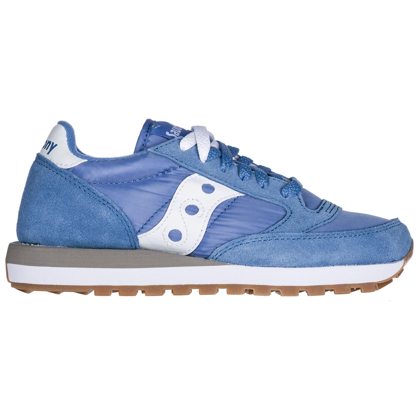 reputable site c990b 9f9c6 Chaussures baskets sneakers femme en daim jazz original ...