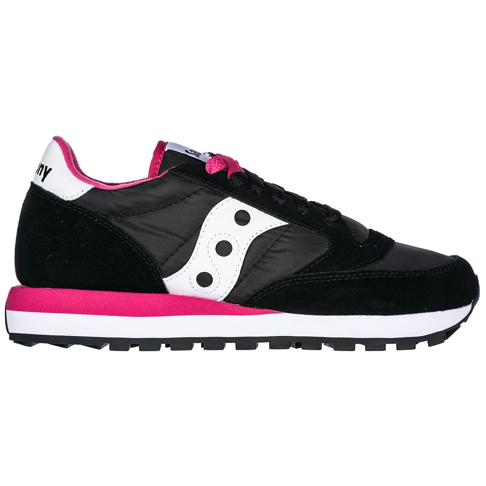Zapatillas Saucony Deportivas Jazz 1044443 O' Pink Black AApqx4O