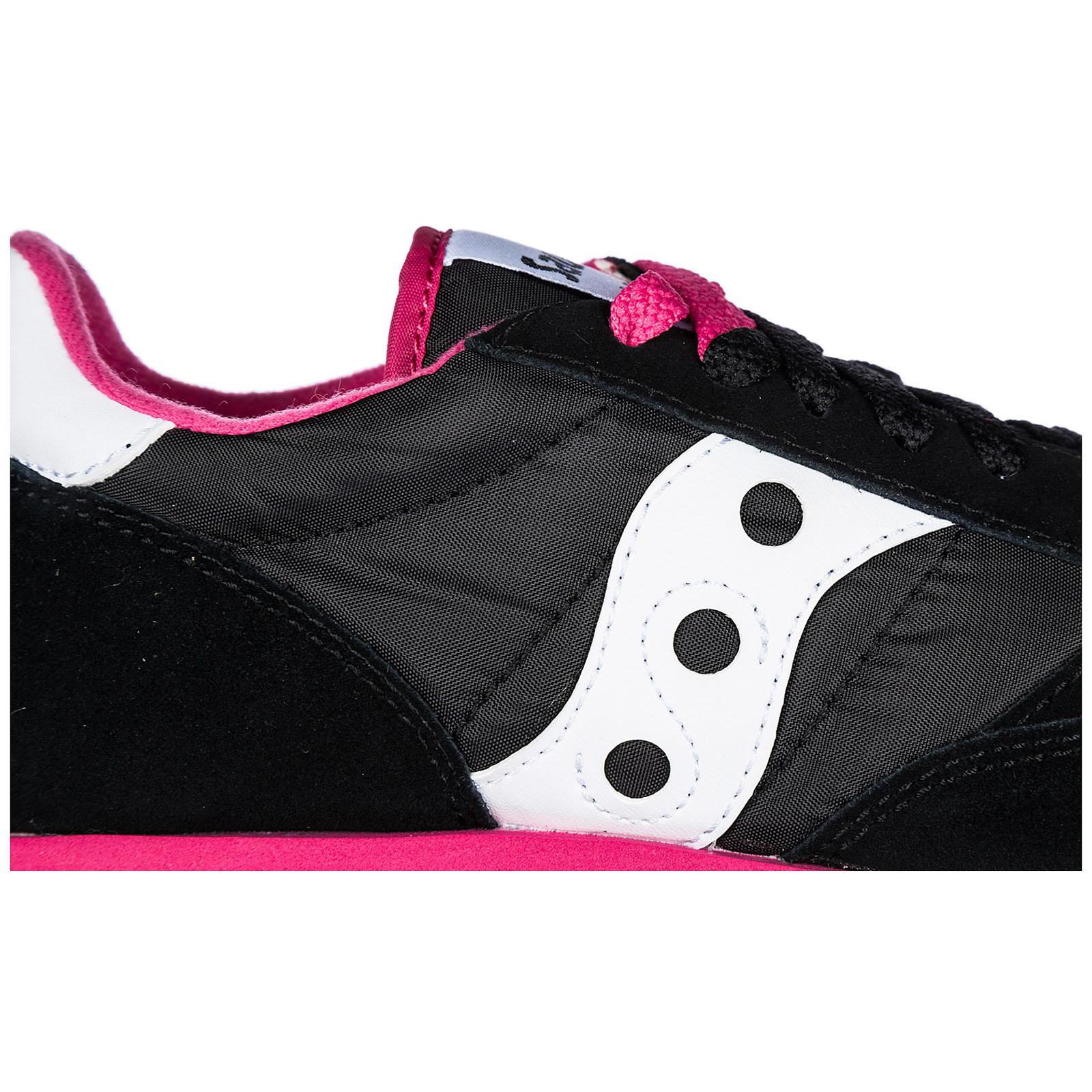 Zapatos zapatillas de deporte mujer en ante jazz o