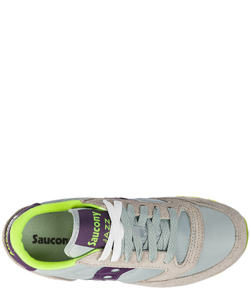 Women's shoes suede trainers sneakers jazz o secondary image