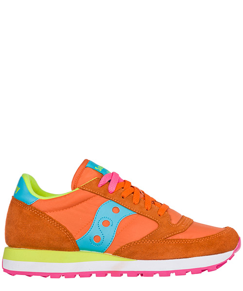 Zapatillas deportivas Saucony S1044 294 orange / bt blu