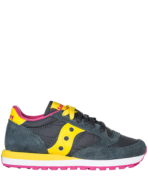 Turnschuhe Saucony 1044/303 charcoal/yellow