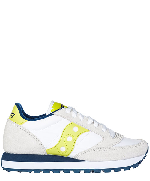 Sneakers Saucony Jazz O' S1044-365 white / yellow