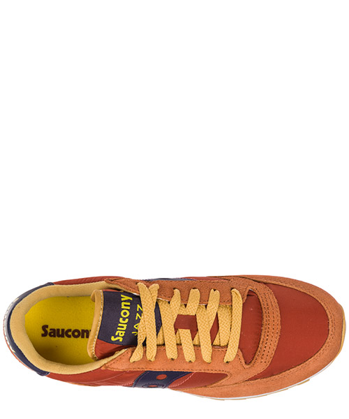 Chaussures baskets sneakers femme en daim jazz o secondary image