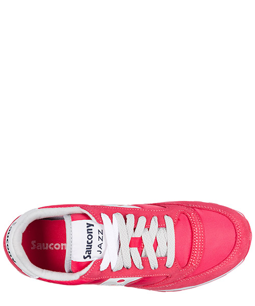 Chaussures baskets sneakers femme en daim jazz secondary image