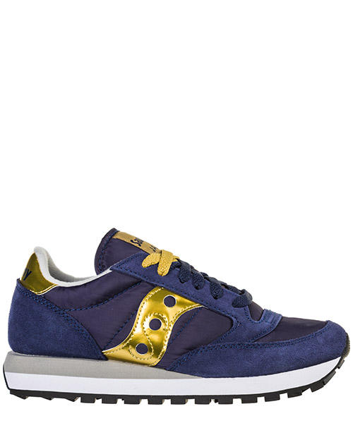 Sneakers Saucony Jazz O' 1044/462 blue / gold