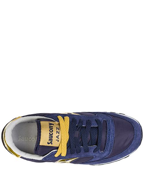 Scarpe sneakers donna camoscio jazz o secondary image