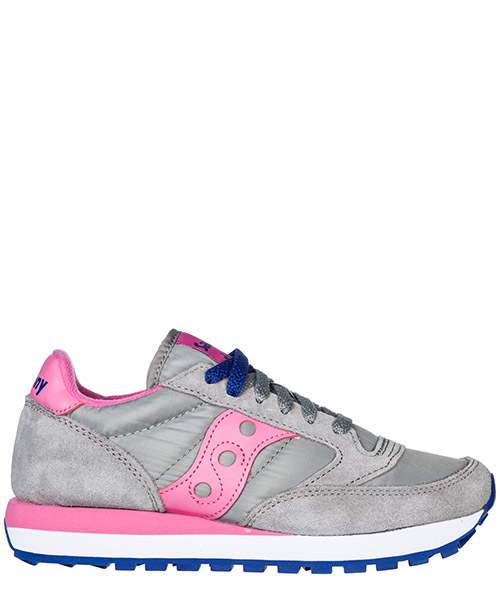 Sneakers Saucony Jazz O' 1044/463 grey/pink