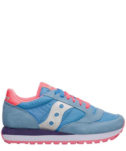 Sneaker Saucony Jazz Original S10445-72 azzurro