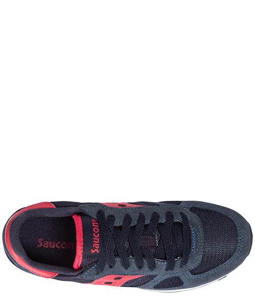 Scarpe sneakers donna camoscio shadow secondary image