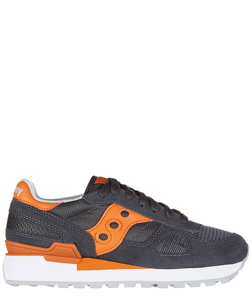 Sneakers Saucony 1108 604 orange / charbon
