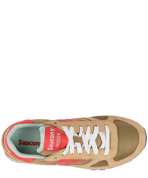 Chaussures baskets sneakers femme en daim shadow o secondary image
