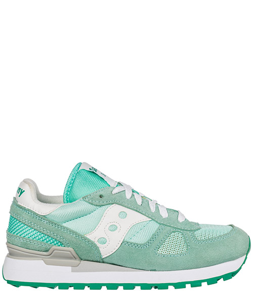 Basket Saucony Shadow 1108 621 verde