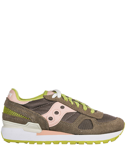 Sneakers Saucony shadow 1108/672 rose / lime