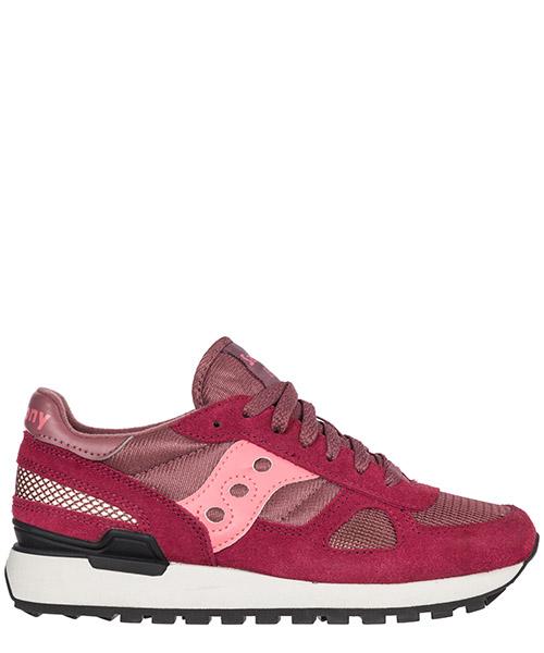 59da45eea2e Basket Saucony Shadow 1108-687 rosa Chaussures baskets sneakers femme ...