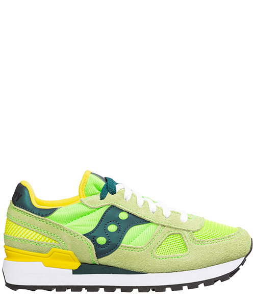 Sneakers Saucony shadow o' s1108-723 verde