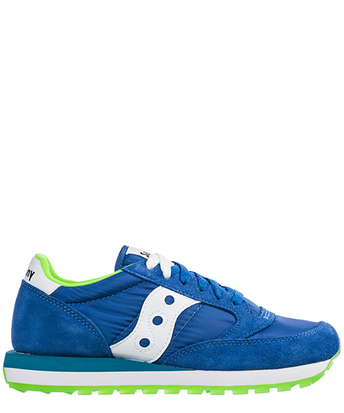 Sneakers Saucony Jazz O' 2044/256 blue lime
