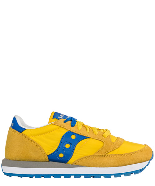 Sneaker Saucony 2044/299 giallo