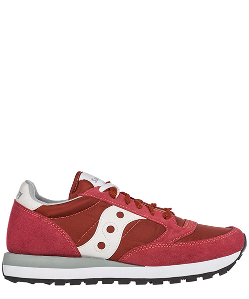 Кроссовки Saucony Jazz O' 2044 352 bordeaux