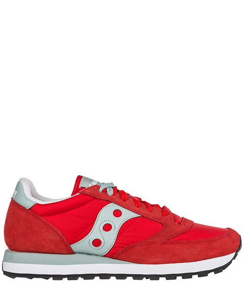 Sneakers Saucony Jazz O' 2044 360 rosso