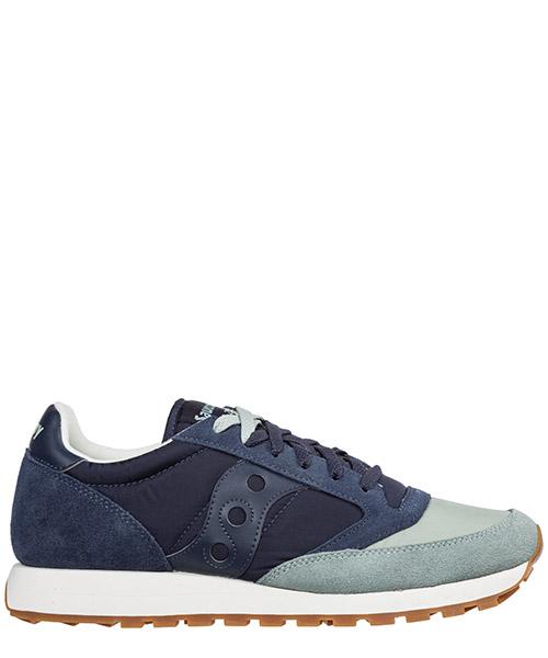 Sneaker Saucony Jazz O' 2044 408 aqua gris/ marin