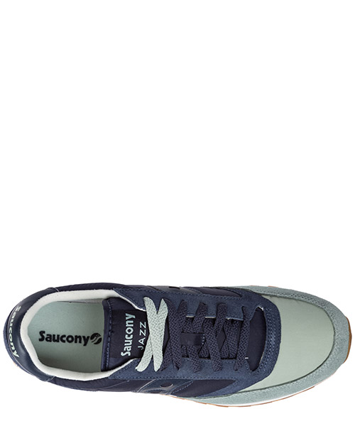 Chaussures baskets sneakers homme en daim jazz o secondary image