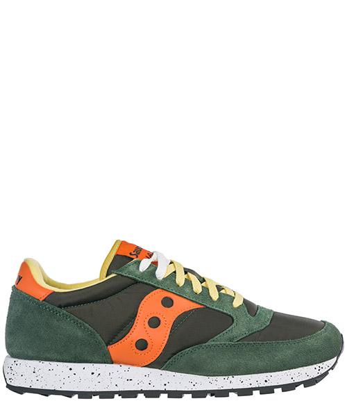 Кроссовки Saucony 2044414 verde / arancione