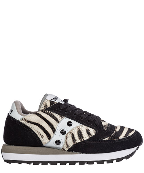 Basket Saucony jazz o' s2044-449 c3 black / white