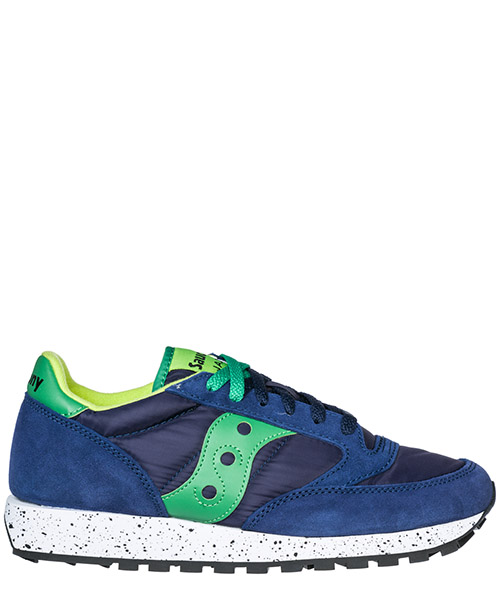Sneakers Saucony Jazz O' 2044/457 navy/green/slime