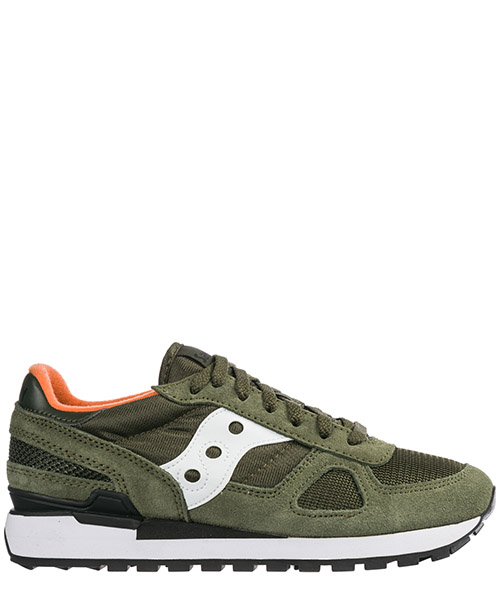 Zapatillas deportivas Saucony Shadow O' 2108/534 verde scuro/bianco