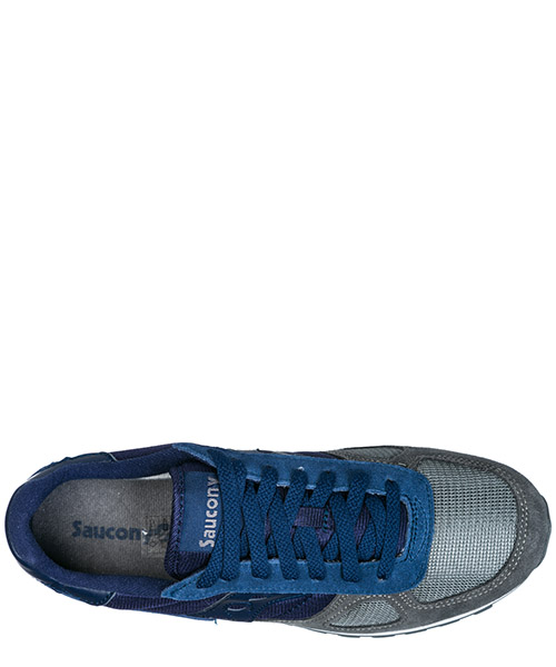 Chaussures baskets sneakers homme en daim shadow o secondary image