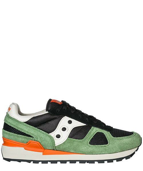 Sneakers Saucony Shadow 2108/562 blk/grn