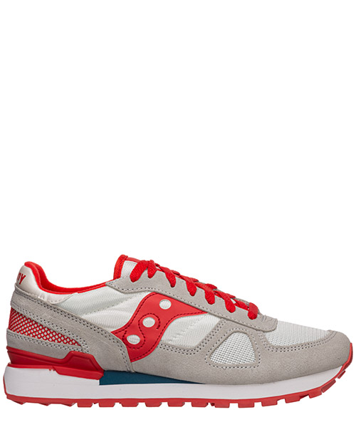 Sneaker Saucony shadow o' 2108742 grigio