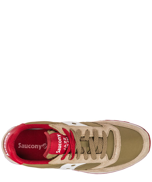 Chaussures baskets sneakers homme en daim jazz lowpro secondary image