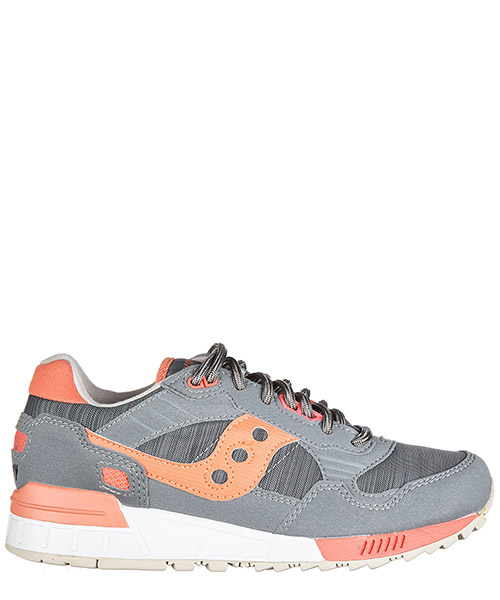 Basket Saucony Shadow 5000 S60033 107 grey / pink
