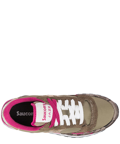 Chaussures baskets sneakers femme  jazz o secondary image