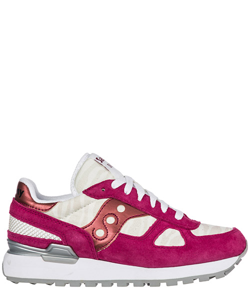 Basket Saucony Shadow O' 60241 01 fucsia