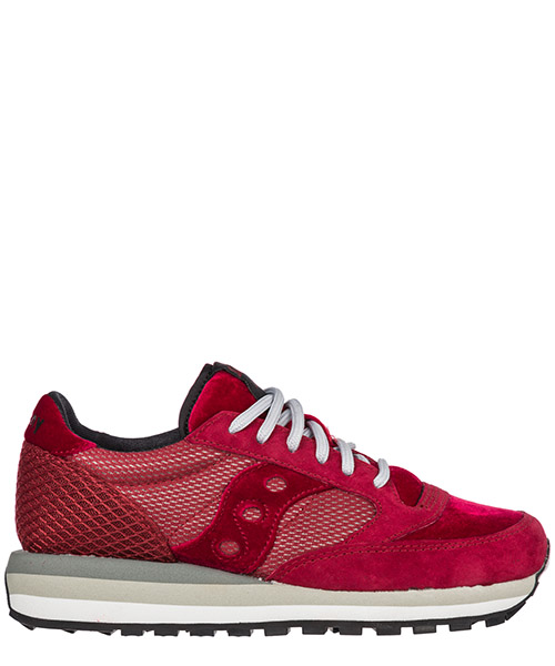 Кроссовки Saucony Jazz O' Triple 60364/01 red / black