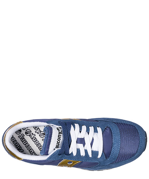Women's shoes suede trainers sneakers jazz vintage secondary image