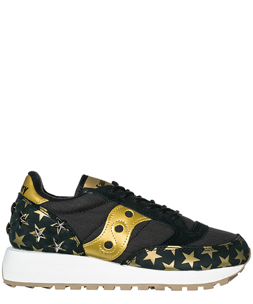 Sneakers Saucony Jazz triple 60425/02 black / gold