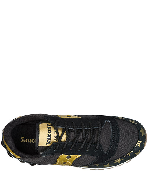 Scarpe sneakers donna camoscio jazz triple secondary image