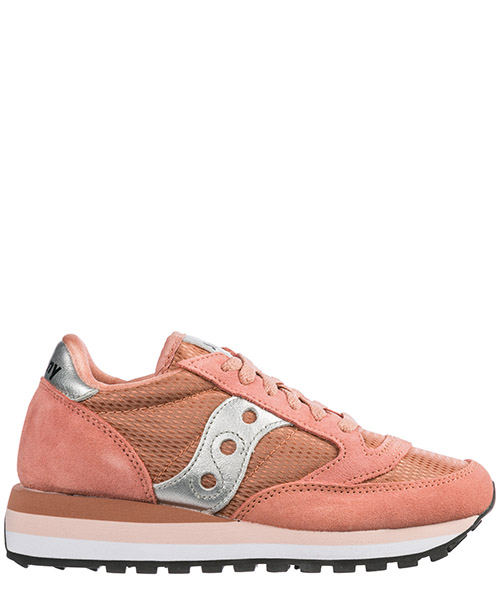 Sneakers Saucony Jazz O' Triple 6044901 pink/silver