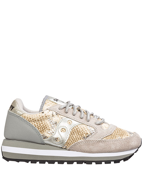 Sneakers Saucony jazz o' triple s60467-1 grey gold
