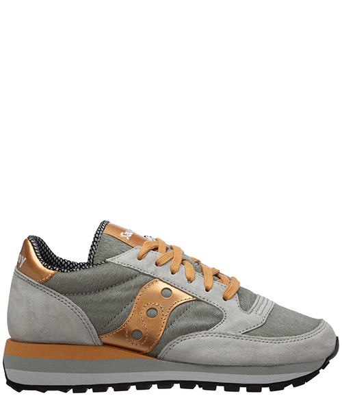 Sneaker Saucony jazz triple 6049712 grey/gold