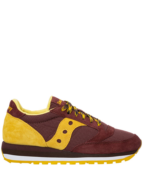 Sneaker Saucony jazz triple 6049714 chocolate/gold