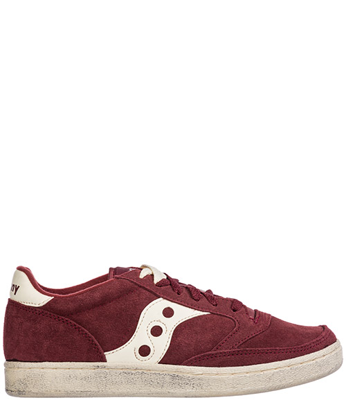 Basket Saucony jazz court 7016002 bordeaux